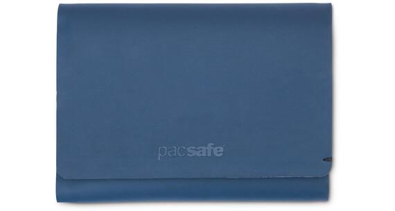 Pacsafe RFIDsafe TEC - Cartera de viaje - azul
